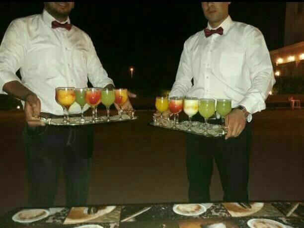 خدمة شاي و قهوه للاستقبال | 99941576 | السعادة النوبي