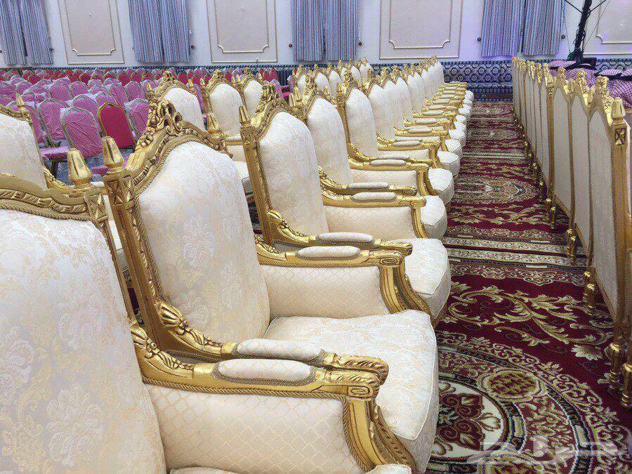 تأجير كراسي عزاء الكويت | 99941576 | السعادة النوبي